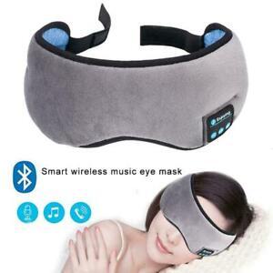 Creative-Bluetooth-Music-Eye-Mask-Sleep-Blindfold-Blinder-W6I4