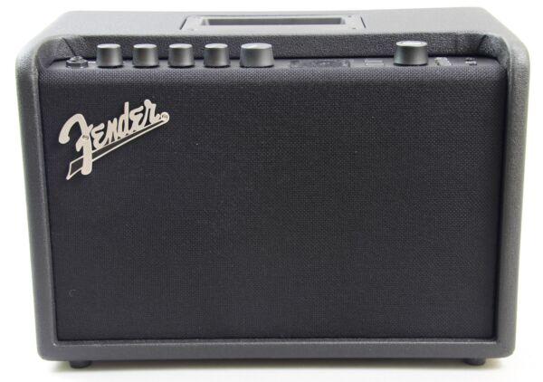 fender mustang gt 40 40w guitar combo amplifier for sale online ebay. Black Bedroom Furniture Sets. Home Design Ideas