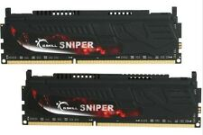 G.SKILL Sniper 8GB (2 x 4GB) DDR3 DDR3 1600 (PC3 12800) Desktop Memory RAM