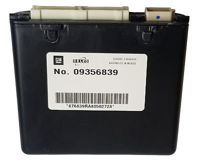 06-13 Cadillac CTS 25847589 BCM BCU Body Control Module Unit Module