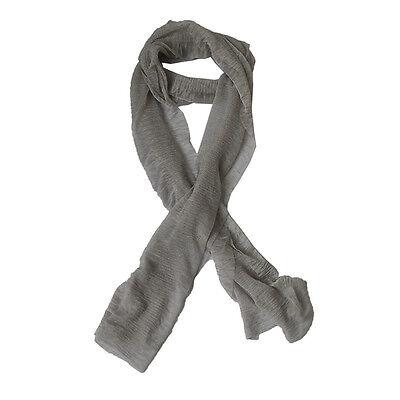 Fashion  Stylish Long Soft Silk Chiffon Scarf Wrap Shawl Scarve  UKFO