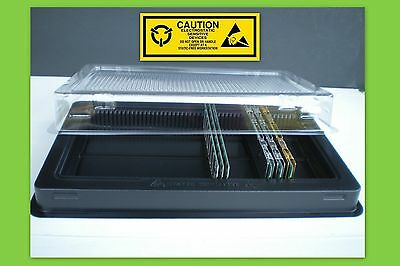 5 New 10 or 25 Trays Server Desktop Memory Packaging Tray Sold in Lot of 2