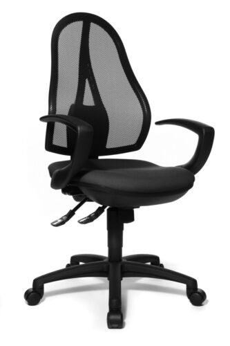 Bürostuhl Schreibtischstuhl Drehstuhl Topstar Open Point SY anthrazit B-Ware