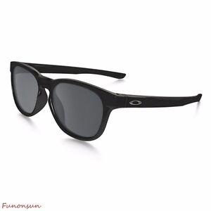 dd91762fea Oakley Men s Sunglasses Stringer OO9315-01 Matte Black Square Gray ...