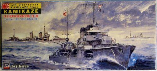 """N E U IJN Destroyer /""""Kamikaze/"""" Pit-Road W14 Wasserlinienmodell in 1//700"""
