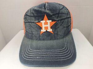 Houston Astros MLB Retro Vintage Snapback Hat Cap NEW By American ... 62fe7317189d