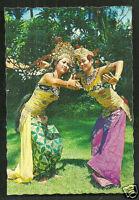 Bali Oleg Dance 2 Dancers Costume Indonesia 70s