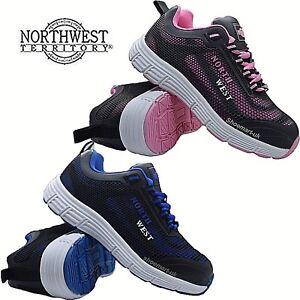 eda976e42cf Details about Ladies Northwest Ultra lightweight Steel Toe Cap Trainer  Women Safety Work Boots