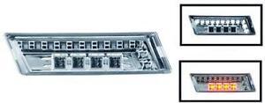 Par-Conjunto-intermitentes-lateral-TUNING-BMW-Serie-3-E36-90-96-LED-cromo-faros