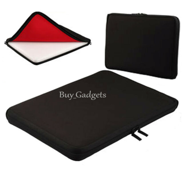 """13.3"""" NOTEBOOK LAPTOP SLEEVE BAG CASE COVER FOR APPLE MACBOOK PRO 13-INCH"""