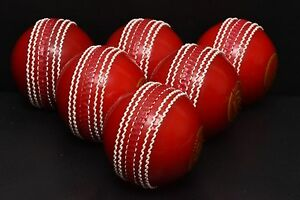 Incredible-hand-stitched-Cricket-Practice-balls-Not-leather