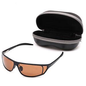 cc5960d7c0 Image is loading Polarised-Polarized-Sunglasses-Titanium-Metal-Frame-Fly- Fishing-