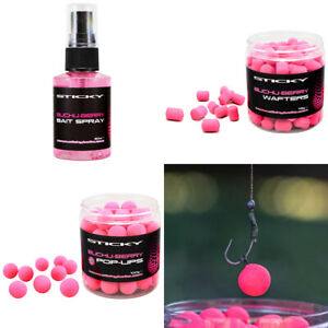 Sticky Baits Buchu-Berry Pop-Ups//Wafters *New* Free Delivery