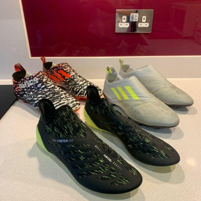 En liquidación disfruta de un gran descuento precio oficial adidas Glitch Football BOOTS for sale | eBay