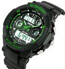 New S-SHOCK Watch Sport Quartz Wrist Men Mens Analog Digital Waterproof Military