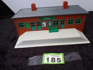 TOMY-Tomica-Trackmaster-1996-Train-Track-Station-Gullane-ltd-Vintage-vgc