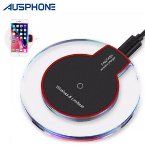 iPhone-8-8-PLUS-X-QI-Wireless-fast-Charger-Charging-Pad-Mat-Receiver-For-APPLE
