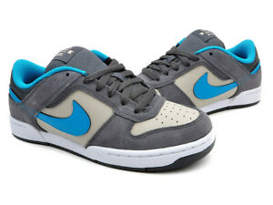 Ser amado encerrar escala  MEN'S Nike Renzo 2 Anthracite/Turquoise-Classic Stone 454291 042 Brand New  | eBay