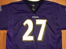 Ray Rice #27 Baltimore Ravens Jersey by NFL Team Apparel, Youth XL, NICE!!!