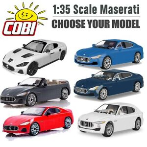 COBI-1-35-Maserati-Construction-Set-Choose-Your-Model