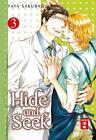 Hide and Seek 03 von Yaya Sakuragi (2015, Taschenbuch)