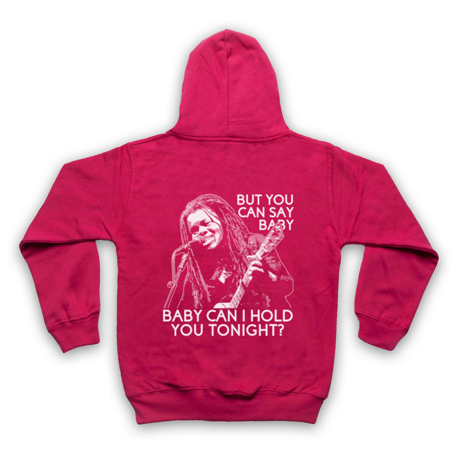 TRACY CHAPMAN UNOFFICIAL BABY BABY BABY CAN I HOLD YOU TONIGHT ADULTS & KIDS HOODIE | Hochwertige Materialien