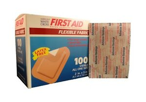451c4dc0b617b Details about Sterile Fabric Bandages 2