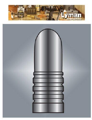 LYMAN  45-70 Government// 45 Cal RN 500gr RFL Bullet Mold 457125-2640125 New!