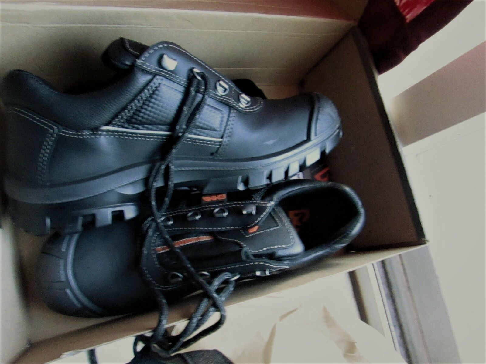 Emma Safety Safety Emma Footwear BOB Work Shoes S3-Safetyshoe with sole plate for wet work dfd532