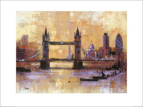 Tower Bridge, London Colin Ruffell Art Print 44227   60cm x 80cm