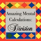 Mental Calculations Division by Gerald Samuel Plaatjies 9781434377296