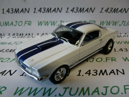 DC12N VOITURE 1//43 IXO déagostini russe dream cars FORD Mustang SHELBY 350 GT