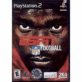 ESPN NFL Football - PlayStation 2