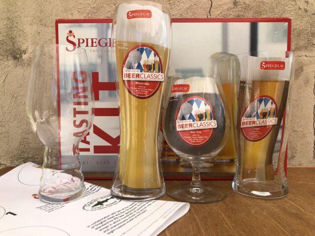 Spiegelau 4991970 Classics Pilsner Beer Glasses Clear Set of 4