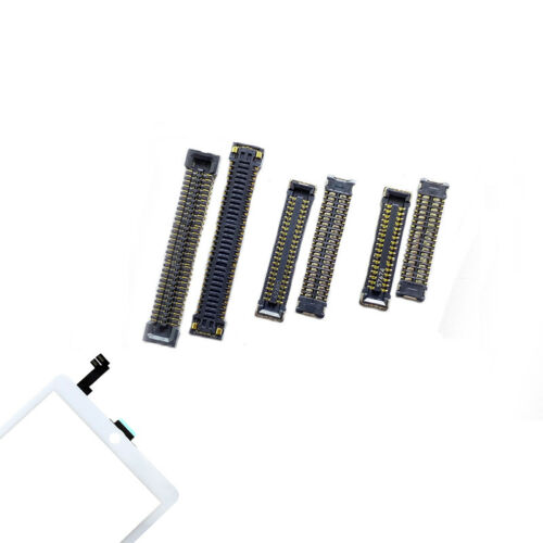 Touch Screen Glass SMD Digitizer FPC Connector For iPad 2 3 4 5 6 air Mini 2 3 4
