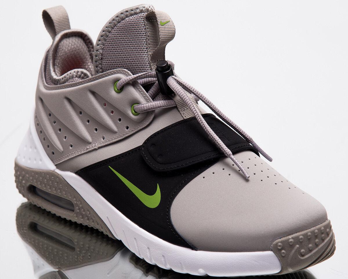 Nike air bianco max allenatore 1 cuoio uomini nuovi grigio bianco air ao5376-002 formazione scarpe c401be