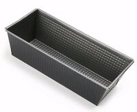 Norpro 3950 Bread Pan 10 Inch Nonstick Waffle Surface For Easy Release on sale