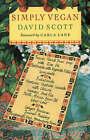 Simply Vegan by David Scott (Paperback, 1992)