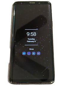 Samsung-Galaxy-S9-SM-G965-64GB-Midnight-Black-Unlocked