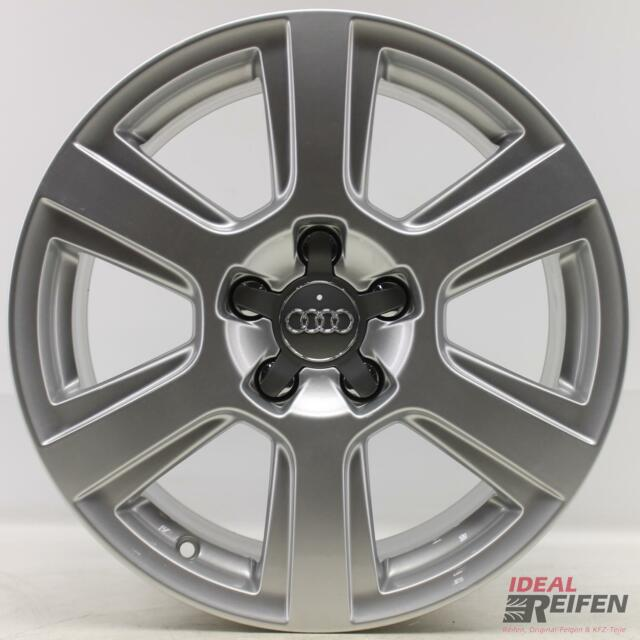 4 Genuine Audi Q5 8R 17-INCH ALLOY WHEELS 8R0601025 8x17 ET39 Mint 31957