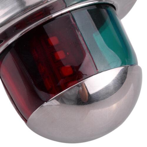 LED Navigationslichter Positionslampe Positionsleuchte Boot Marine Deck-Licht