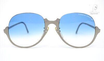 Vintage CARRERA PORSCHE DESIGN 5650 Sunglasses TiTAN High-End 54-19 130 mm  NOS