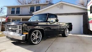 1987 Chev Silverado C10 shorty