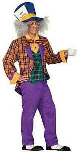Forum-Alice-In-Wonderland-The-Mad-Hatter-Costume-Multi-color-Size-One-Size-Hu