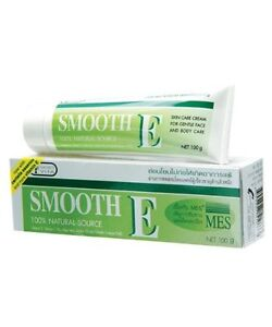 100g-Smooth-E-Cream-Anti-aging-Wrinkle-Fade-Body-Acne-Scars-Spots-Reduce-Wrinkle
