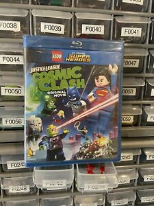 LEGO-DC-Super-Heroes-Justice-League-Cosmic-Clash-Blu-ray-New-Sealed