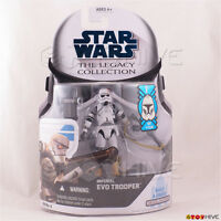 Star Wars - The Legacy Coliection - Imperial Evo Trooper Figure 1st Day Issue 4