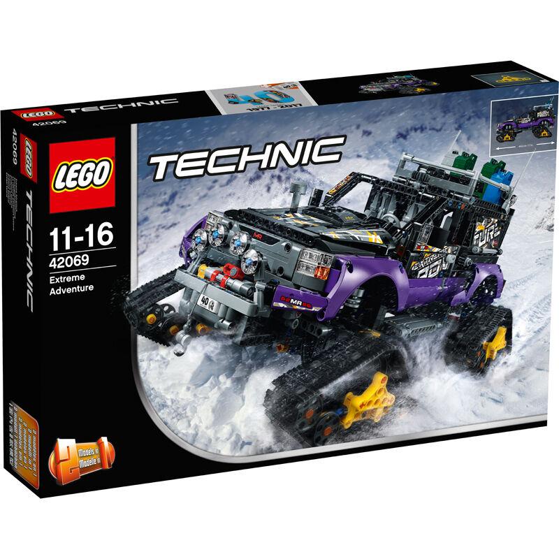 Heng aime Noël, la chaleur du coeur LEGO TECHNIC Extreme Adventure 42069 NEUF | Exquise (in) De Fabrication