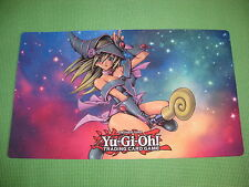 YuGiOh Playmat - Dark Magician Girl - Brand New Custom Mat