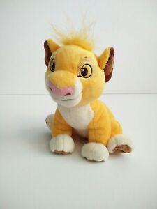 Disney-Store-Lion-King-8-034-Juguete-Suave-Felpa-Simba-Cub